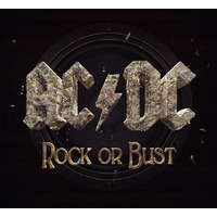 Ac/dc Rock Or Bust Cd Nuevo Oferta Acdc Angus Young