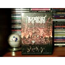 Malon El Regreso Mas Esperado (cd+dvd/limitado)nuevo Cerrado