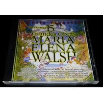 Katie Viqueira (cd) 15 Grandes Obras De Maria Elena Walsh
