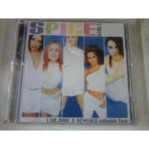 Spice Girls Live ,rare & Remixed Vol.4