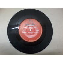 Disco Simple Vinilo Discomundo 12012-a Cuarteto Nuestro Tiem