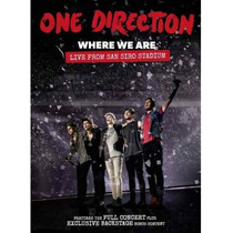 Dvd One Direction - Where We Are: Live San Siro Disponible!!