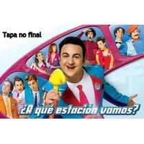 Topa En Junior Express ¿a Que Estación Vamos? Último Dvd!!