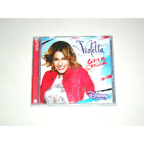 Cd Violetta - Gira Mi Canción (original Sellado)