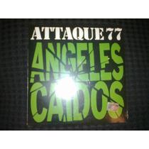 Attaque 77 - Angeles Caidos 1993 Nuevo Cerrado Slidepack