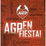 Agapornis En Fiesta En Vivo Dvd Nuevo 2014