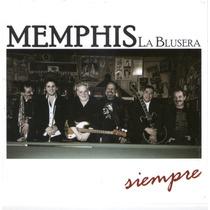 Memphis La Brusera Siempre Cd Nuevo 2014