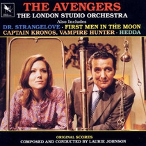 The Avengers Laurie Johnson Tv Soundtrack Usa Ost