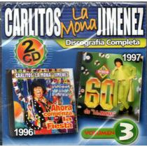 La Mona Jimenez Discografia Volumen 3 ( 2 Cd )