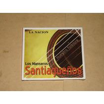 Los Manseros Santiagueños Nuestro Folklore Cd Nuevo Sellado