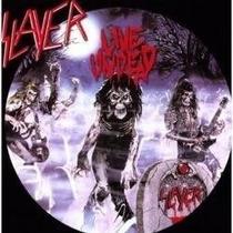 Slayer Live Undead Cd Horcas Almafuerte V8