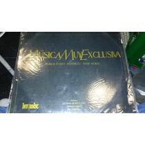 Disco Vinilo Varios Musica Muy Exclusiva Vol 1 Vg ¬ La Plata