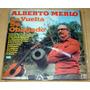 Alberto Merlo La Vuelta De Obligado Lp Argentino Promo