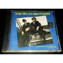 The Blues Brothers (cd) Soundtrack (arg) Muy Buen Estado