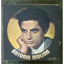 Antonio Molina Estudiantina Long Play Vinilo