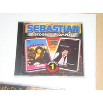 Sebastian Discografia Completa Vol 1 Cd Nuevo Sellado