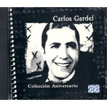 Carlos Gardel Coleccion Aniversario Cd Nuevo 1999 Emi Odeon