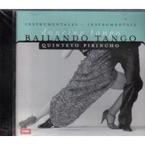 Cd Quinteto Pirincho - Bailando Tango