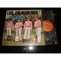 Los Palmareños Lindo Ritmo Para Bailar Promo 1984 Vinilo Nm+
