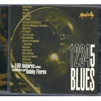 12345 Blues Los 100 Mejores Temas Por Bobby Flores Vol.5 Cd