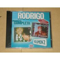 Rodrigo Discografia Completa Volumen 2, 2 Cd Nuevo Sellado