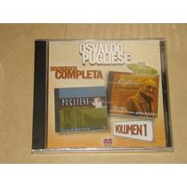 Osvaldo Pugliese Discografia Completa Vol 1 Cd Nuevo Sellado