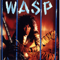 W.a.s.p. - Inside The Electric Circus (cd) (imp)