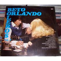 Beto Orlando Vol 2 Vinilo Argentino