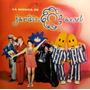 La Musica De Jardin Azul Cd Con Bananas En Pijamas