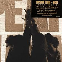 Pearl Jam - Ten (legacy Edition 2cd)