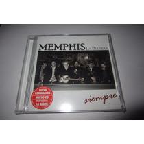 Memphis La Blusera Siempre Cd Nuevo Sellado Ian