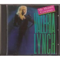 Valeria Lynch Cd Mis Mejores Canciones Cd Original 1990