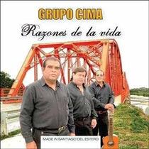 Cd Grupo Cima. Razones De La Vida. Nuevo Y Original