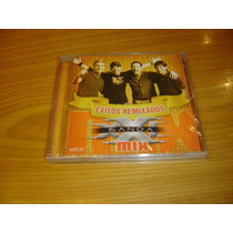 Banda Xxi Exitos Remixados Cd Mix