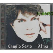 Cd *** Camilo Sesto *** Alma **** Original Imp Nuevo Sellado