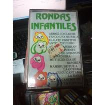 Rondas Infantiles Cassette