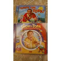 Cds El Show De Topa Y Topate Con Topa. Nuevos!!