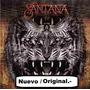 Cd Santana - Iv - Nuevo Album 2016 - Original/ Sellado.-