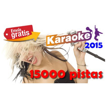 Karaoke Fiestero 2015 Con 15000 Canciones Descarga On Line