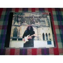 Yngwie Johann Malmsteen & Czech Philharmonic Bootleg Japan