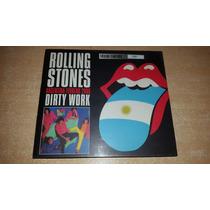 The Rolling Stones - Dirty Work 2006 Ed Limitada Nuevo