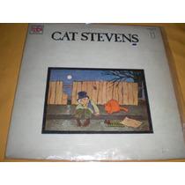 Lp Cat Stevens - Ind.arg- Grabado En Inglaterra .