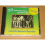 Los Hermanos Barrios 20 Exitos Originales Cd Nuevo Sellado