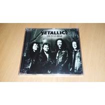 Cd Metallica, Live In San Diego, Importado Y Nuevo!