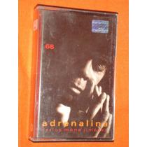 Carlos Mona Jimenez * Adrenalina *cassette* 2000 *1ª Ed* Arg