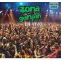 Zona Ganjah - En Vivo ( 2cds + Dvd ) D