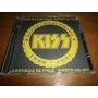 Kiss Santiago 1997 Cd