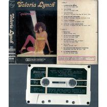 Valeria Lynch Quiereme Cassette Nuevo