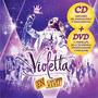 Cd+dvd Violetta En Vivo