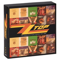 Zz Top - Discografia Completa - Box Set (10 Cd